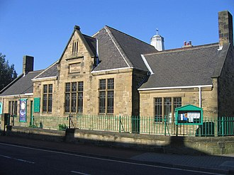 Civil parishes in Tyne and Wear - Image: Felling Bill Quay Methodist Church