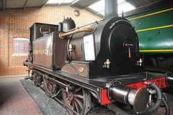 Fenchurch in Sheffield Park locomotive shed (2353).jpg