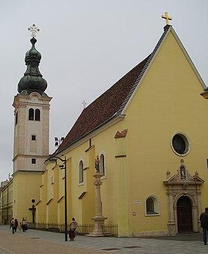 Ferences templom (9372. számú műemlék) 3