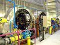 Fernheizkraftwerk Inzersdorf Gasbrenner Ebene 3.JPG
