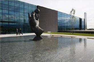Ferring Pharmaceuticals - Ferring Pharmaceuticals, Global Headquarters in St-Prex, Switzerland.