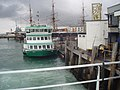 Ferry about to depart for Gosport - geograph.org.uk - 648736.jpg