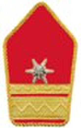 Unterleutnant - Image: Fhr Rockkragen AT
