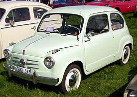 Fiat 600 del 1959