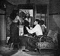 Fifi Young and Abdul Hadi in Radja Badut, Film Varia 2.3 (March 1955), p23.jpg