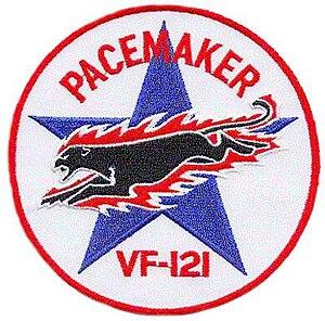 VF-121 - VF-121 squadron insignia