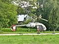 Filmpark Babelsberg - Hubschrauber (Babelsberg Film Park - Helicopter) - geo.hlipp.de - 41045.jpg