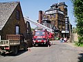 Fire Engine at Hook Norton Brewery, Oxfordshire - geograph.org.uk - 1760458.jpg