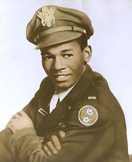 Calvin J. Spann American military veteran