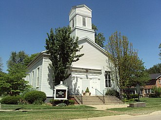 First Presbyterian Church of Blissfield - Image: First Presbyterian Church of Blissfield
