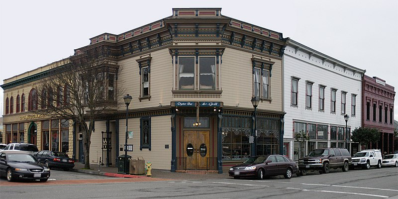 Fichier:First and F Street Building Eureka CA.jpg