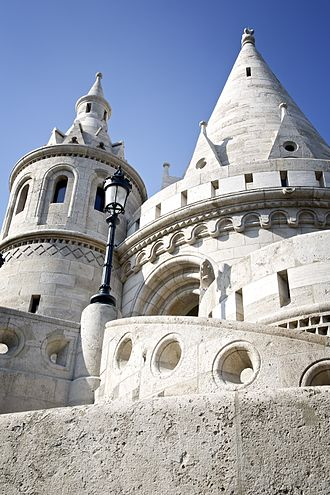 Fisherman's Bastion - Image: Fisherman s Bastion