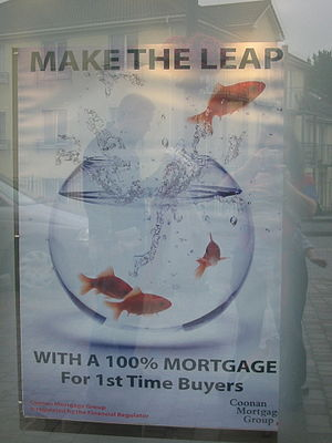 Irish property bubble - Image: Fishy