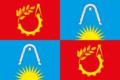 Flag of Balashikha (Moscow oblast).png