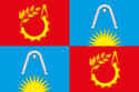 Flag of Balashikha