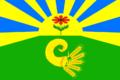 Flag of Blagodarnenskoe (Krasnodar krai).png
