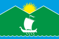 Flag of Khomustakhsky-2 (Yakutia).png