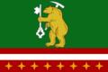 Flag of Magnitka (Chelyabinsk oblast).png