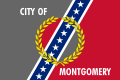 Flag of Montgomery, Alabama.svg