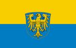Flag of the Silesian Autonomy Movement (Poland)