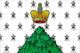 Flag of Valdaysky rayon (Novgorod oblast).png