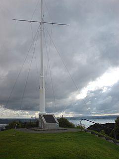 Flagstaff Hill (New Zealand) hill in New Zealand