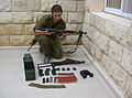 Flickr - Israel Defense Forces - Ammunition Captured South of Nablus.jpg