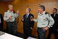 Flickr - Israel Defense Forces - Lieutenant General Gantz, Minister of Defense Ehud Barak and Gabi Ashkenazi.jpg