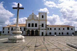 São Cristóvão Bairro in Northeast Region, Brazil