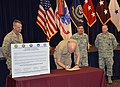 Flickr - Official U.S. Navy Imagery - Senior leaders sign a proclamation declaring April 2012 as Sexual Assault Prevention and Awareness Month..jpg