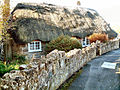 Flickr - ronsaunders47 - THATCHED COTTAGE IN GURNARD.ISLE OF WIGHT UK..jpg