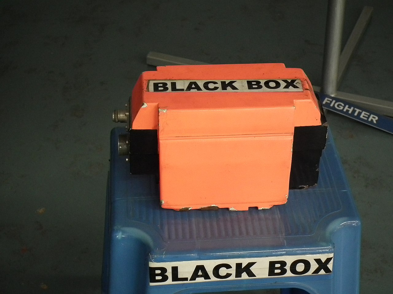 What is Black box?