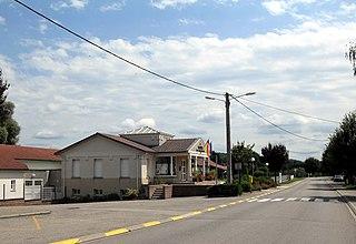Florémont Commune in Grand Est, France