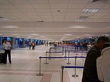 Rhodos internationella flygplats