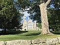 Fogg Memorial Building landscape, Berwick Academy, South Berwick, Maine.jpg