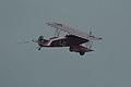 Fokker DVII Ernst Udet Flyby 04 ThruDirtyWindow Dawn Patrol NMUSAF 26Sept09 (14413305818).jpg