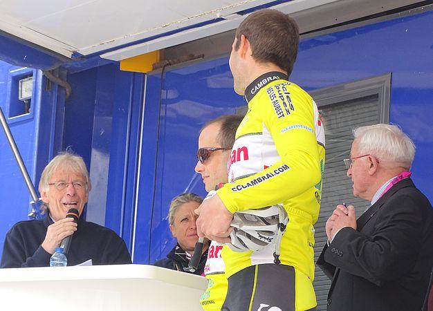 Fontaine-au-Pire - Quatre jours de Dunkerque, étape 2, 7 mai 2015, départ (B62).JPG