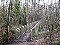 Footbridge over small stream - geograph.org.uk - 1743946.jpg