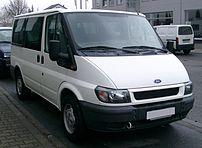 Ford Transit, 5.