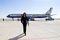 Former Secretary of State Condoleezza Rice Arrives at King Khaled International Airport.jpg