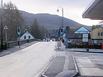 Fort Augustus - Image: Fort Augustus geograph.org.uk 685236
