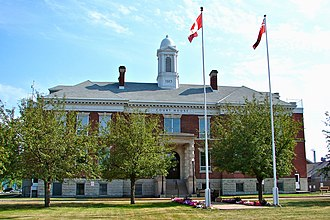 Fort Frances - Fort Frances courthouse
