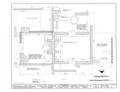 Fort Frederica, Hawkins-Davison Houses (Ruins), Lots No. 1 and 2, South Ward, Saint Simons Island, Glynn County, GA HABS GA,64-FRED,7- (sheet 1 of 3).png