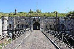 Le fort de Corbas.
