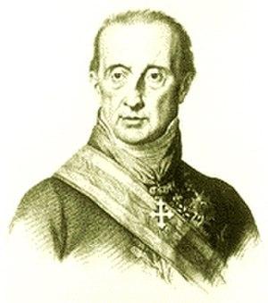 Vittorio Fossombroni - Vittorio Fossombroni.
