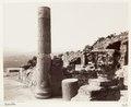 Fotografi av ruin i Solunto, Italien - Hallwylska museet - 106721.tif