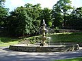 Fountain, Corporation Park, Blackburn - geograph.org.uk - 505549.jpg