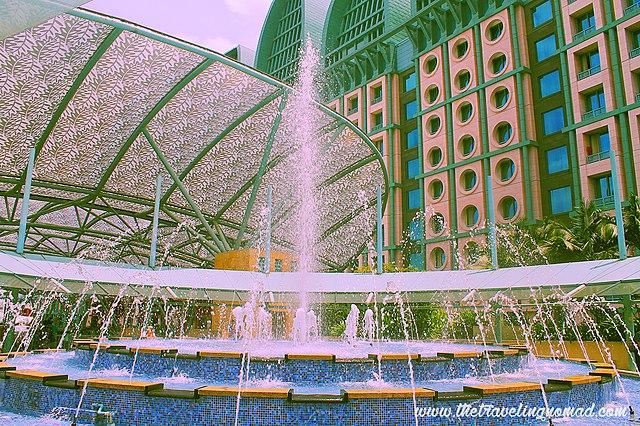 Festive Hotel Resorts World Sentosa Singapore