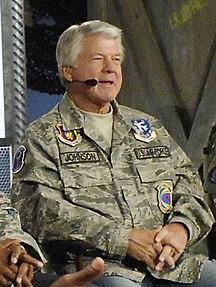 Jimmy Johnson (American football coach) American football broadcaster, former coach, former executive