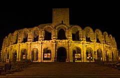 France Arles Arena North Night.jpg